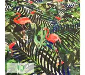 Tkanina poliestrowa - wzór 09